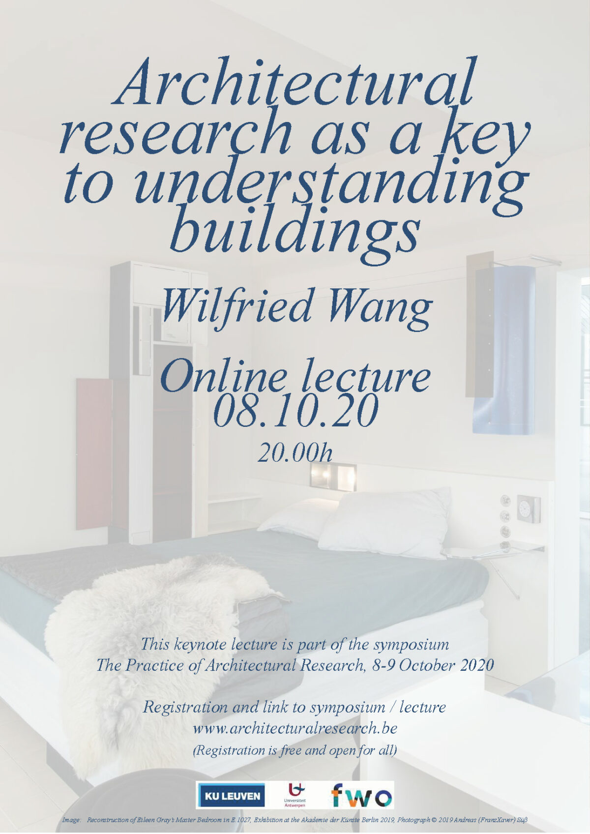 lecture-wilfried-wang-8-oct